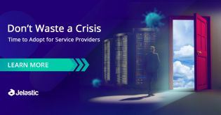 Don't Waste a Crisis. Time to Adopt for Service Providers