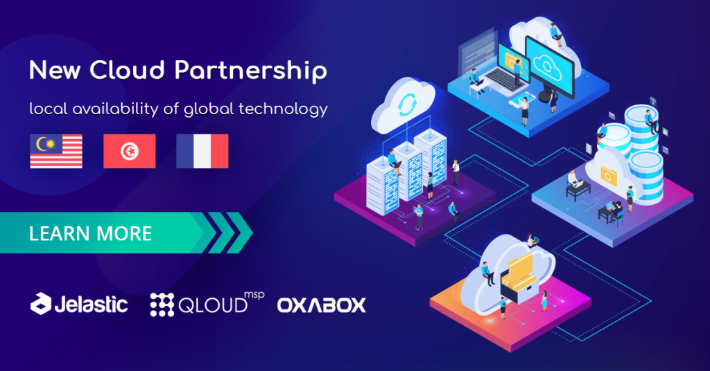 cloud hosting partnership CirrusGrid OxaCloud