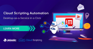 Cloud Scripting Automation: Desktop-as-a-Service in Container