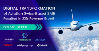 Digital Transformation Brought 23% Revenue Growth for Aviation Swiss-Based SME