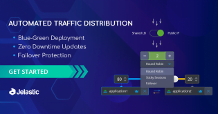 Blue-Green Deployment, Zero Downtime Updates and Failover Protection with Traffic Distribution Add-On