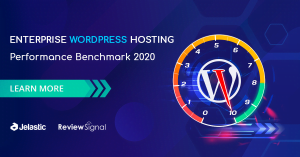 Enterprise WordPress Hosting Performance Benchmark
