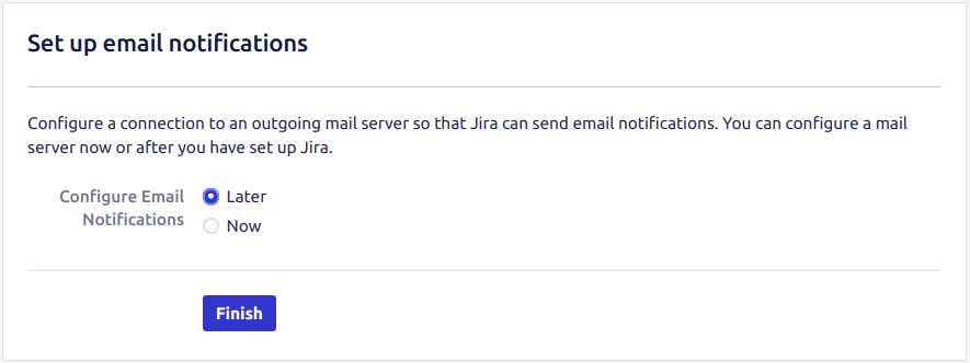 Jira Software Email Notifications