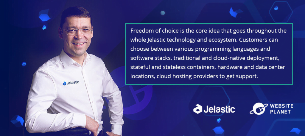 website planet interview with jelastic ceo