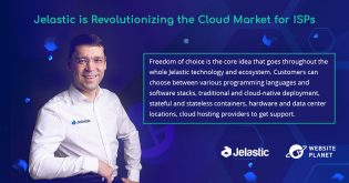 Jelastic PaaS is Revolutionizing the Cloud Market for ISPs