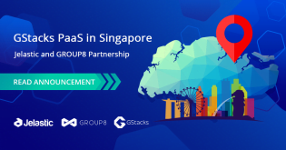 Jelastic and GROUP8 Form Strategic Partnership to Launch GStacks Cloud Platform in Singapore