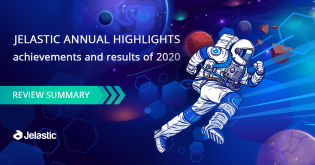 2020 in Review: Highlights from Jelastic Multi-Cloud PaaS
