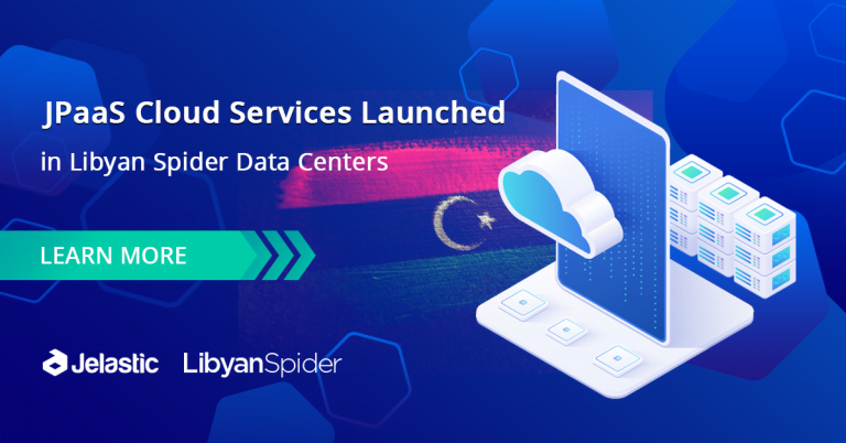 Jelastic PaaS and Libyan Spider Launch Multi-Region Cloud Services