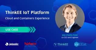 ThinkEE IoT Platform Migrated to Cloud-Based Containers with Hidora and Jelastic