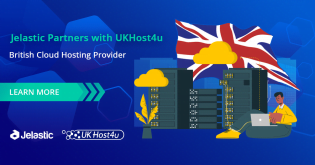 Jelastic Announces Partnership with UKHost4u British Cloud Hosting Provider