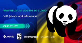 WWF Belgium Migrates to Jelastic PaaS on Infomaniak Datacenter