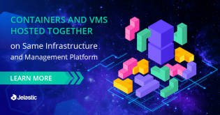 Containers and VMs Hosted Together on Same Infrastructure and Management Platform