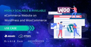 Highly-Scalable eCommerce Website by Orchid Sun and eApps