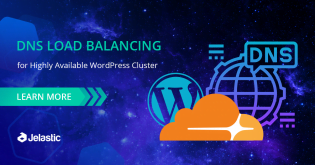 DNS Load Balancing for Highly Available Enterprise WordPress Cluster