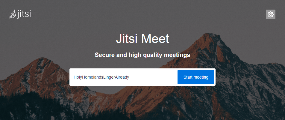 secure Jitsi Video Conferencing