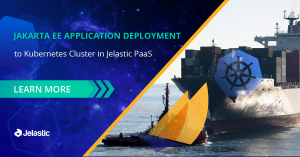 Jakarta EE Application Deployment to Kubernetes Cluster in Jelastic PaaS