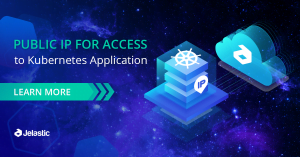 Public IP for Access to Kubernetes Application in Jelastic PaaS