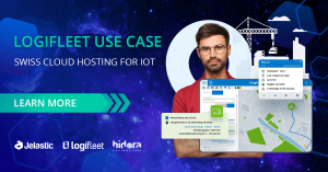 Cloud Hosting Flexibility and Reliability for IoT Solution. Logifleet Use Case