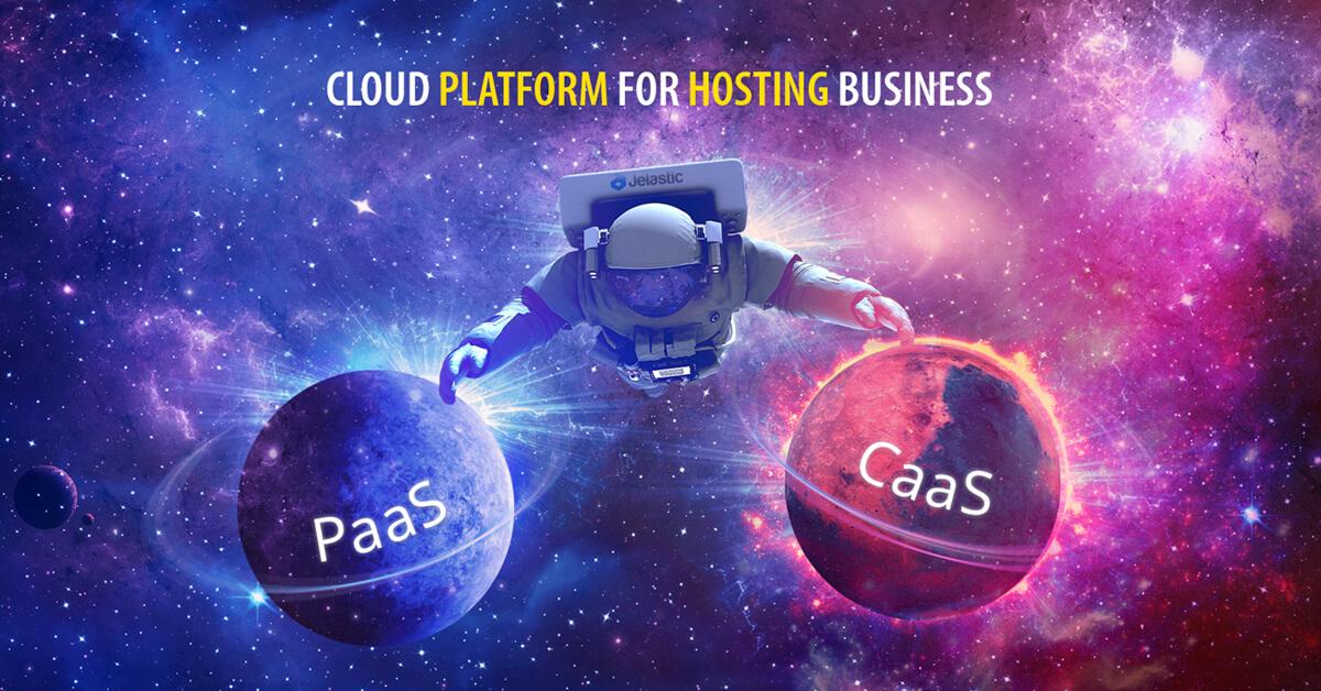 Cloud Platform for Hosting Business