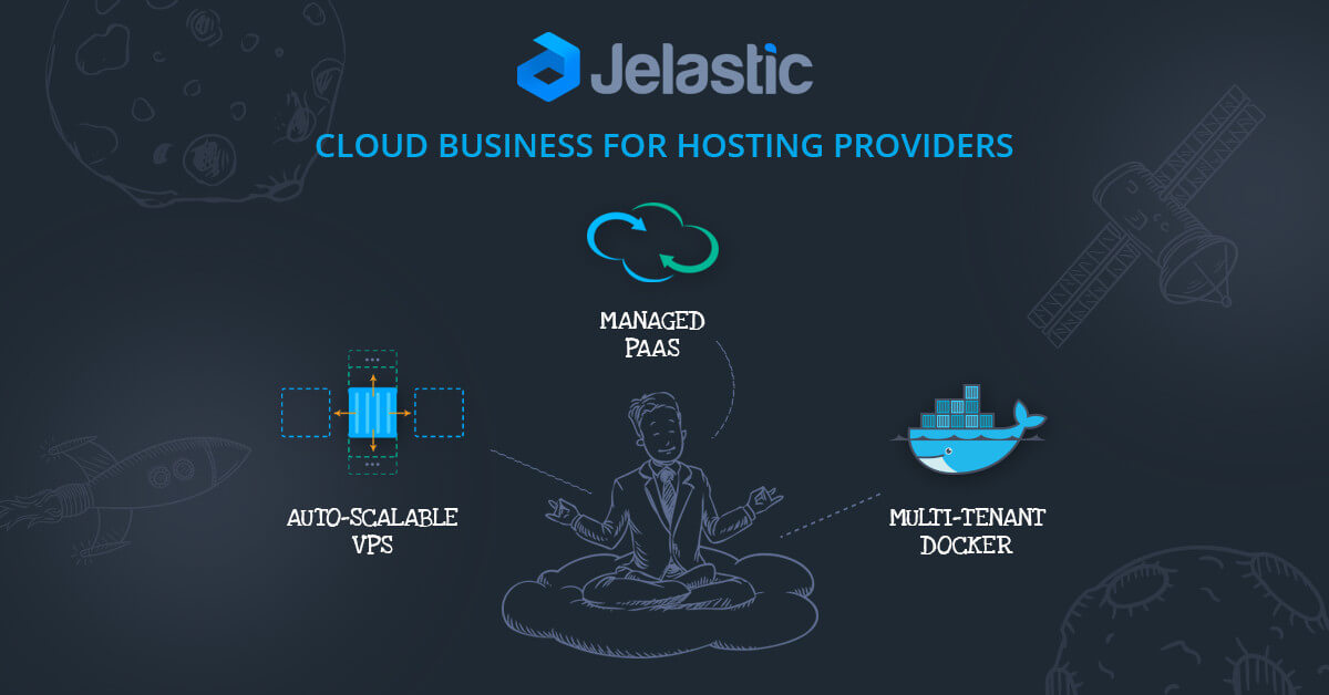 Cloud Business for Hosting Providers