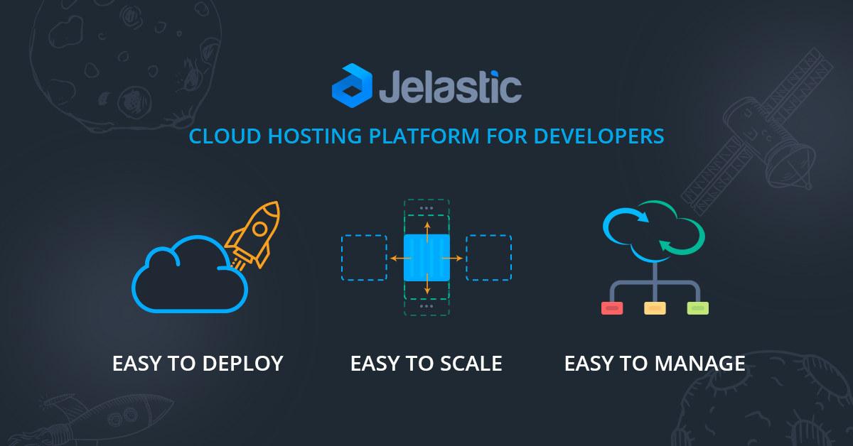 Cloud Hosting Platform for Developers