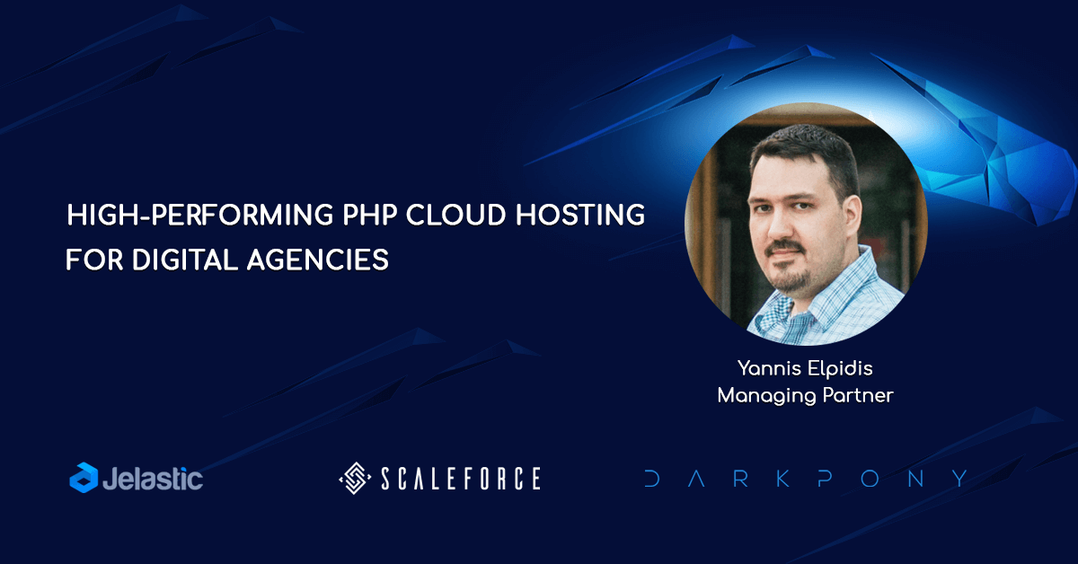 cloud hosting for digital, high-performing php hosting